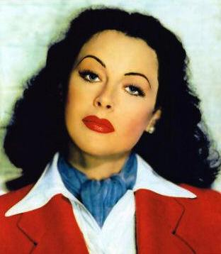 HEDY LAMARR, The First Geek Movie Star | David Strom's Web Informant