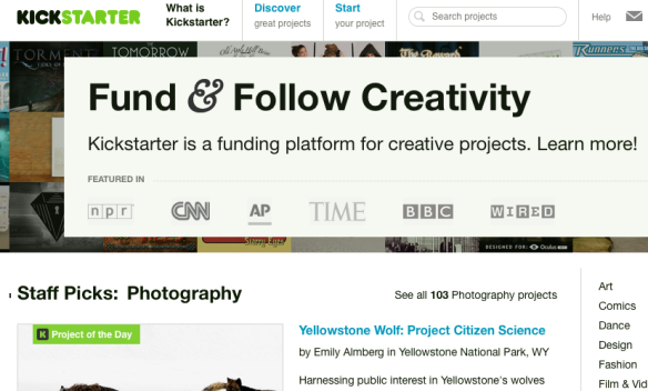 Getting started with crowdfunding